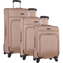 Nine West Allea 3 Piece Spinner Luggage Set