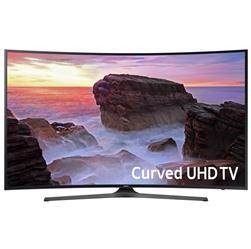 Samsung UN55MU650D 55-Inch 4K UHD Curved Smart LED TV