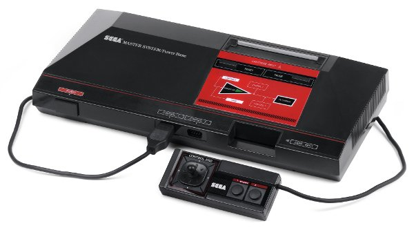 Sega Master System - Retro Gaming Holiday Gift Idea