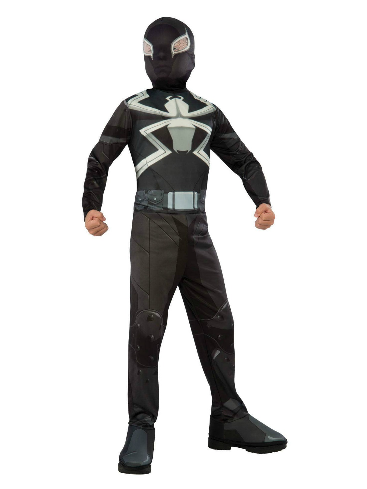 Agent Venom Kids Costume