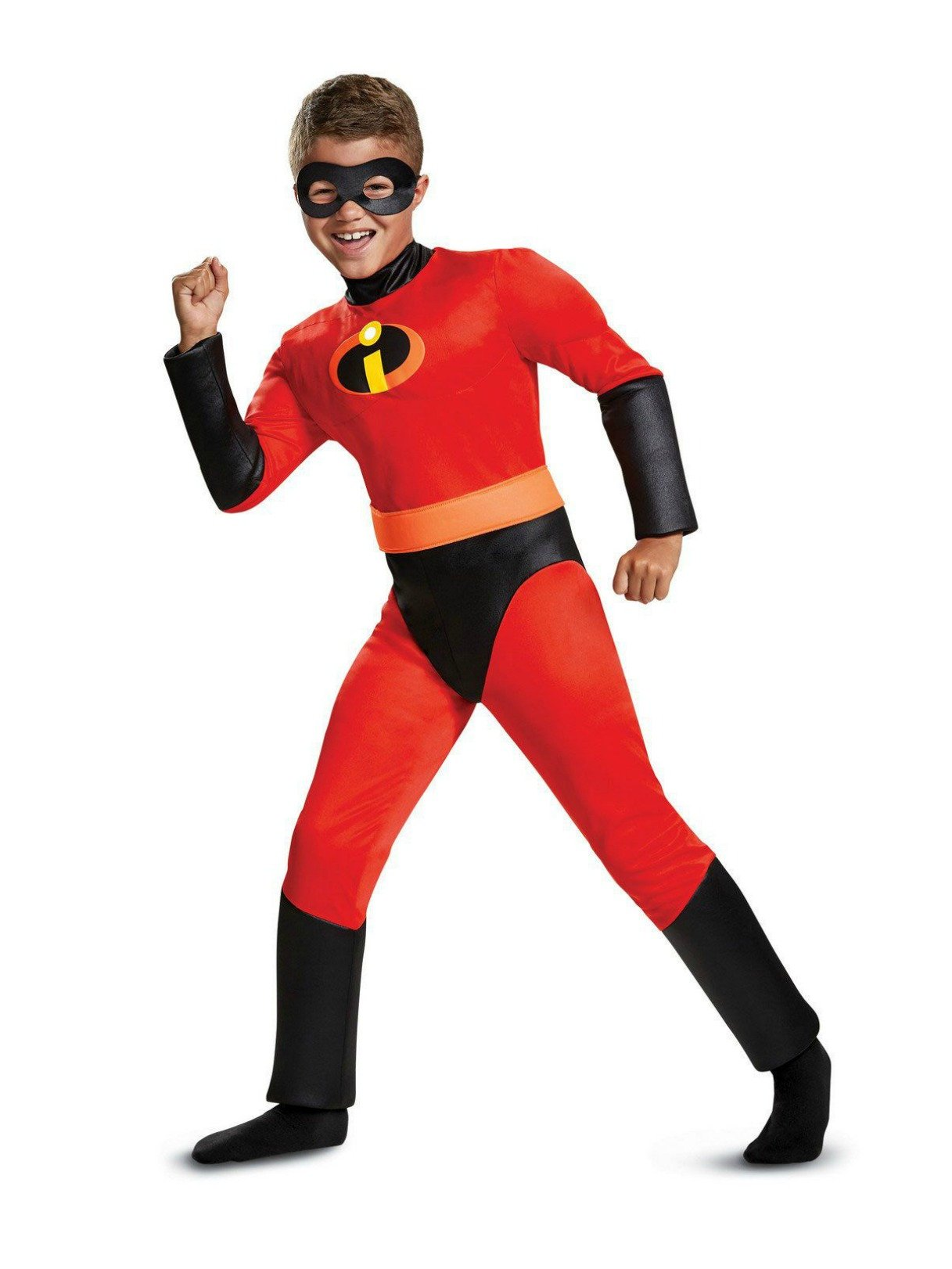 Incredibles 2 Dash Child Classic Muscle Costume