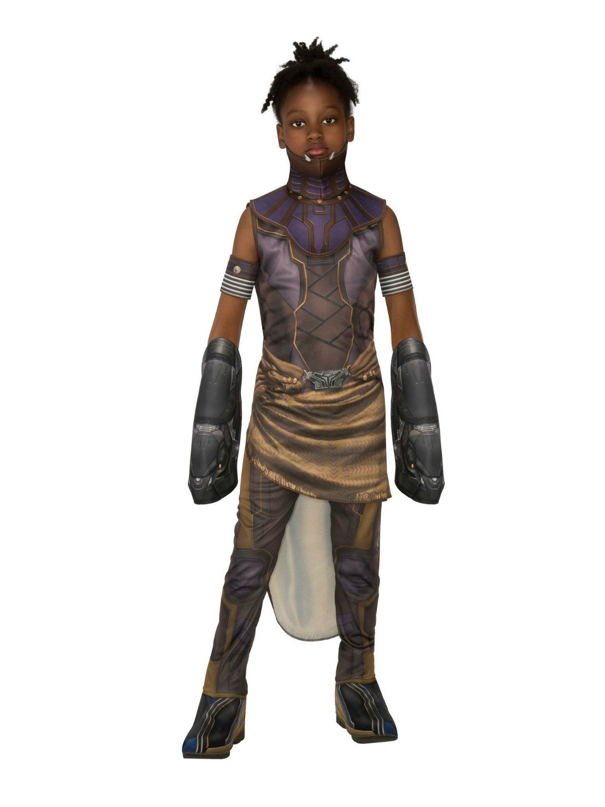Marvel: Black Panther Movie Deluxe Shuri Kids Costume