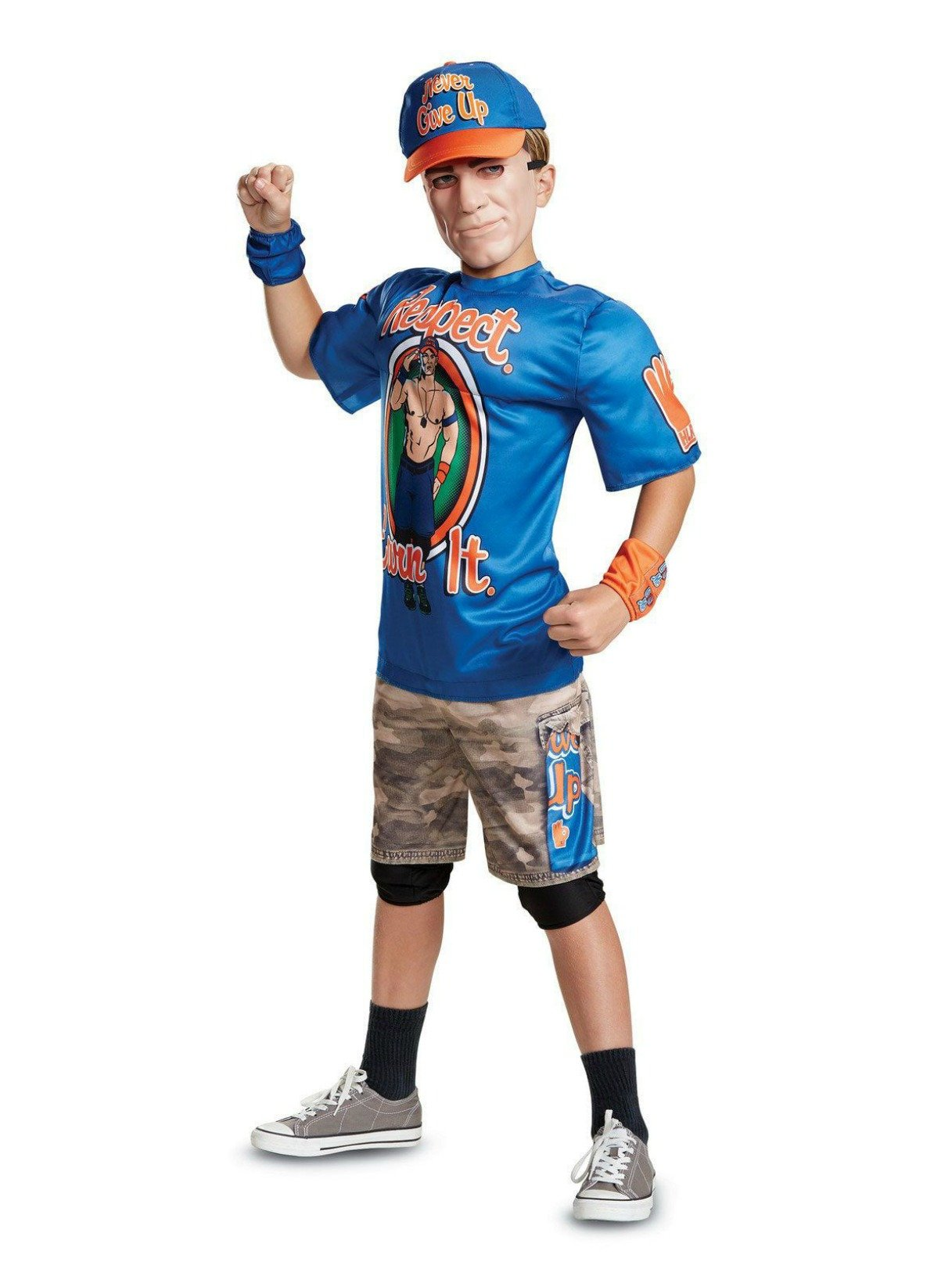 WWE John Cena Muscle Boys Costume