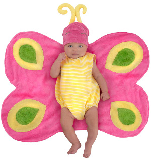 Butterfly Halloween Baby Costume