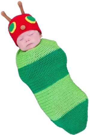 Caterpillar Halloween Baby Costume