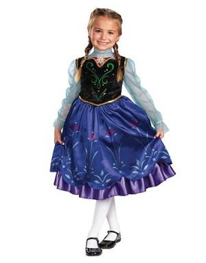 Disney Frozen Anna Child Halloween Costume