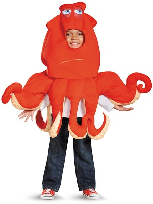Disney's Finding Dory Hank the Septapus Deluxe Costume (Toddler)