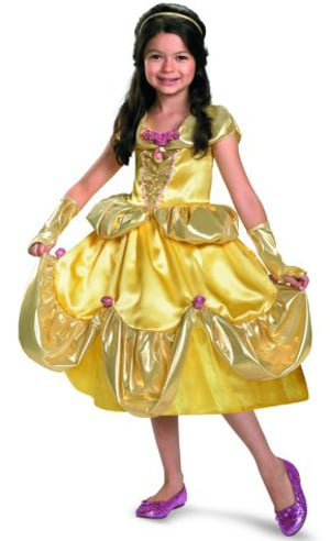 Princess Belle Costumes