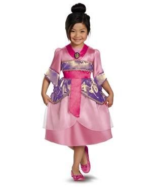Princess Mulan Costumes