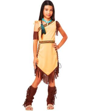 Princess Pocahontas Costumes