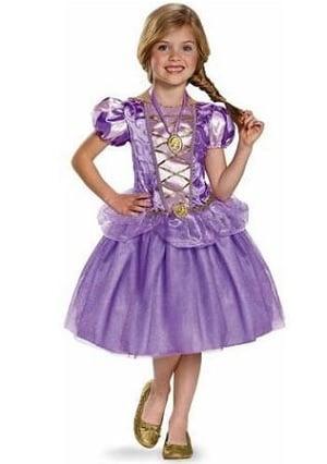 Princess Rapunzel Costumes