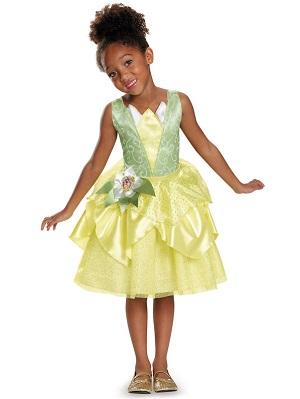 Princess Tiana Costumes