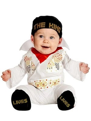 Celebrity Halloween Baby Costume