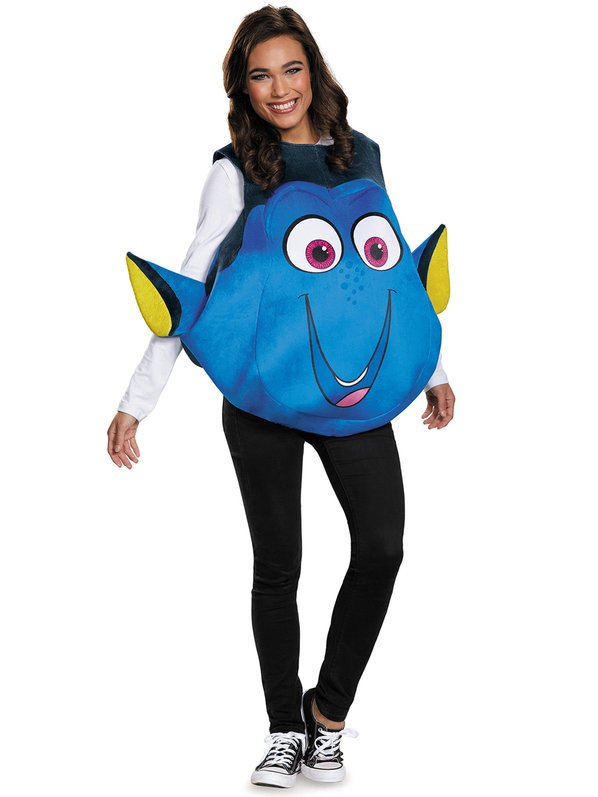 Disney's Finding Dory Dory Adult Costume