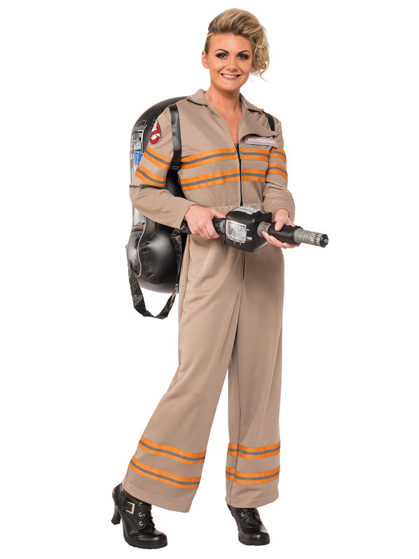 Ghost Buster's Movie Deluxe Ghostbusters Female Costume