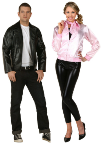 Grease Couples Halloween Costume Idea