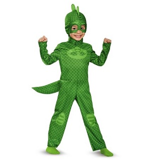PJ Masks Gekko Classic Costume