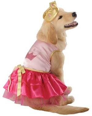 Princess Dog Halloween Costume