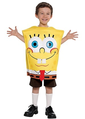 SpongeBob Costumes  sc 1 st  Frugal Buzz & 2016 Halloween Costume Ideas for Toddlers
