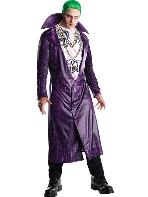 Suicide Squad Joker Men's Costume