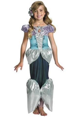 The Little Mermaid Ariel Costume