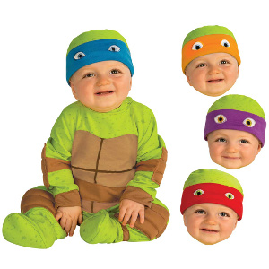 Teenage Mutant Ninja Turtles Halloween Baby Costume