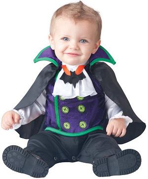 Vampire Halloween Baby Costume