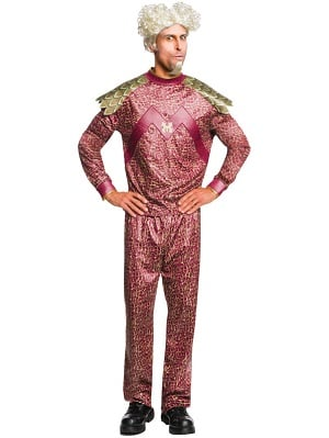 Zoolander 2 Mugatu Burgundy Men's Costume