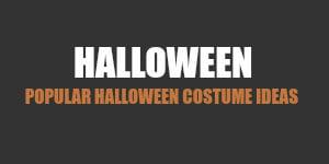 List of Halloween Costumes & Costume Ideas 2018