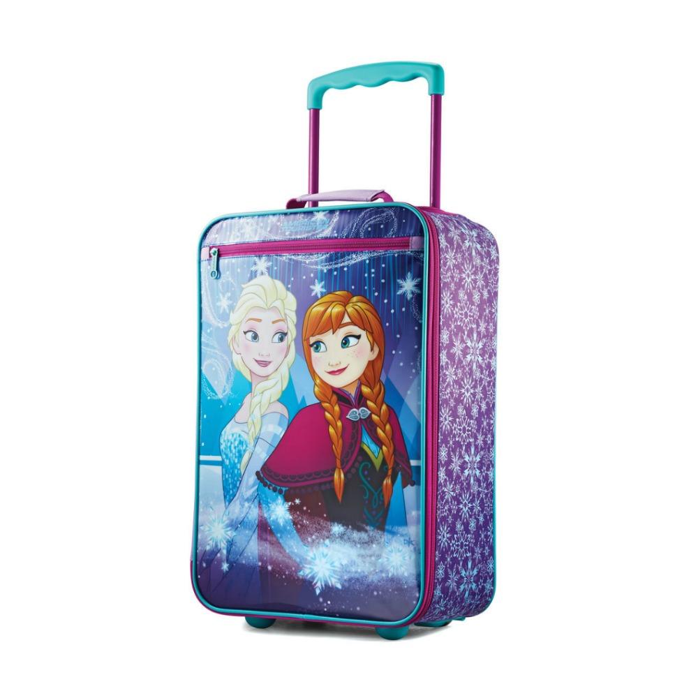 American Tourister Disney Frozen Softside Upright