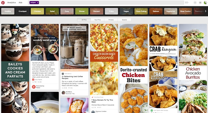 Pinterest Board Idea - Food and Drink Recipes