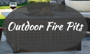 Shop & Buy The Latest Fire Pits