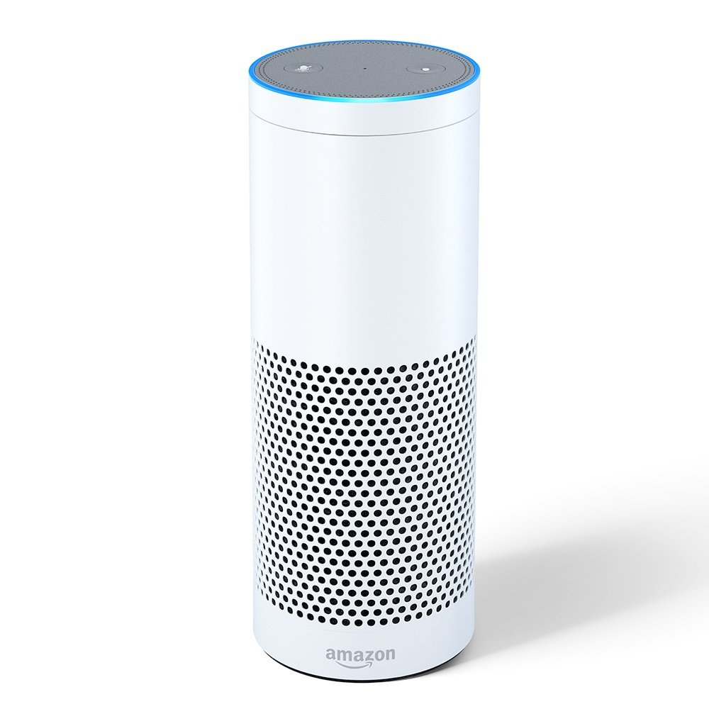 Amazon Echo Plus White