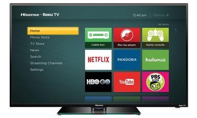 Hisense 40H4C 40-Inch LED HDTV