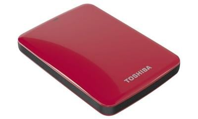 Toshiba Canvio Connect 1TB External USB 3.0 Hard Drive