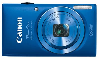 Canon PowerShot ELPH 115 Digital Camera