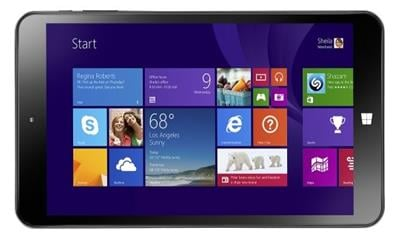 Digiland 8-Inch Intel Atom 16GB Tablet
