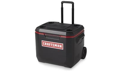 Craftsman 50 Quart Wheeled Cooler