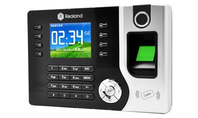 Realand A-C07 Biometric Fingerprint Attendance Time Clock