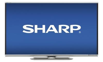 Sharp AQUOS Q+ Series 60-Inch 3D LED HDTV
