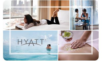 Hyatt Hotels Gift Card