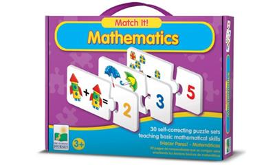 The Learning Journey Match It! Mathematics