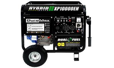 DuroMax XP10000EH Portable Gas Propane Generator