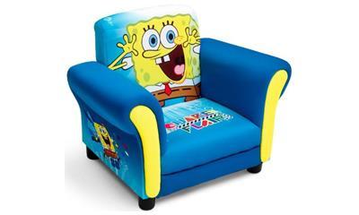 Delta Children SpongeBob Upholstered Chair