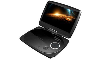 Impecca DVP916K 9 Inch Portable DVD Player
