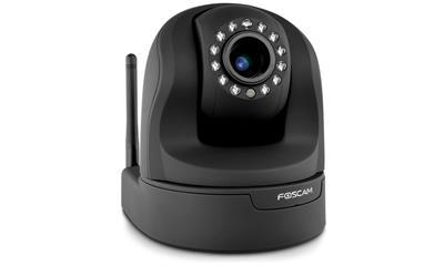 Foscam Wireless 960p IP Dome Shaped Surveillance Camera