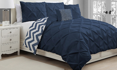 Ella 5-Piece Duvet-Cover Set