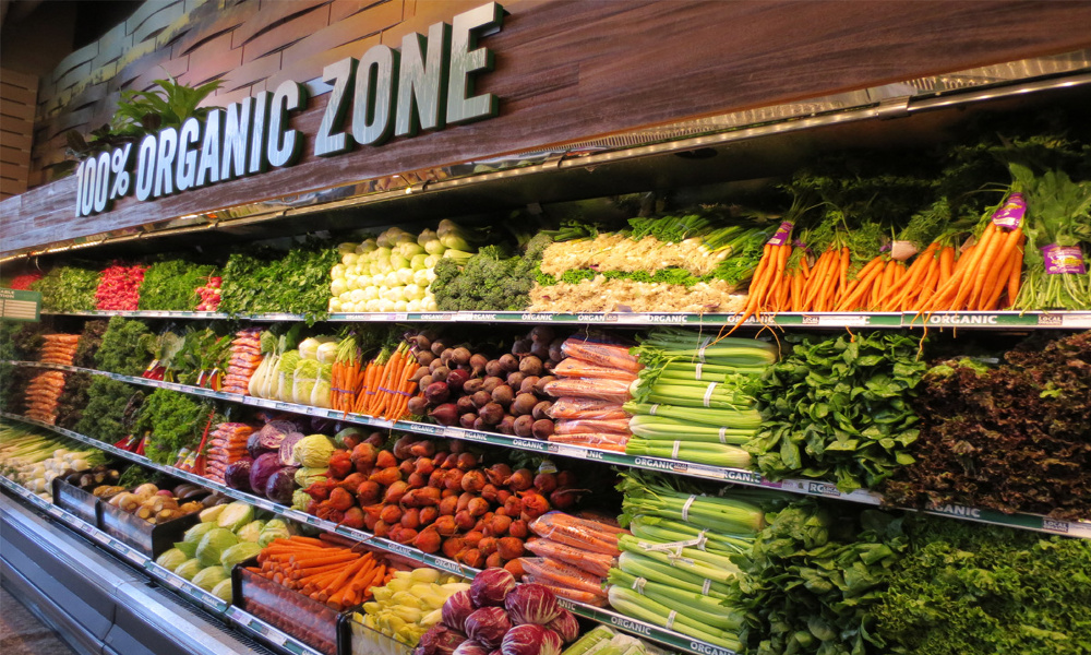 5 Ways To Save Money Buying Organic Food