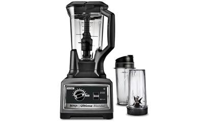 Ninja BL810 Ultima Black/Chrome Blender
