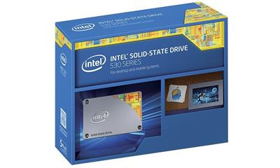 Intel 530 Series 240GB Internal SATA Solid State Drive